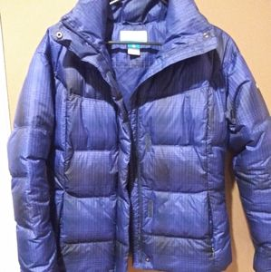 Columbia Puffer Winter Jacket Size Medium